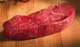 bison top sirloin cut